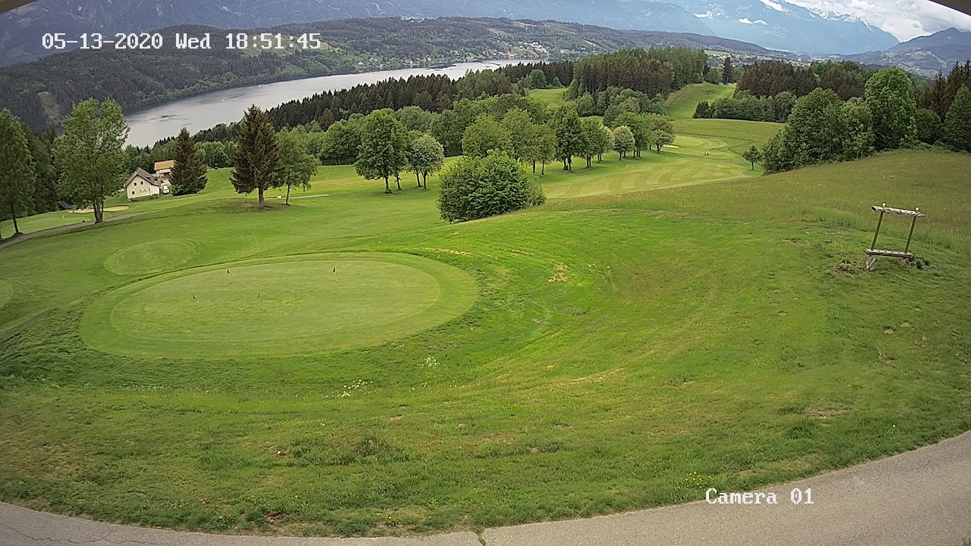 Webcam GC Millstätter See